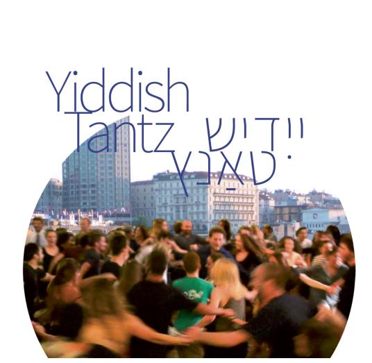 Giant Horo – Yiddish Tantz (Bal Klezmer)