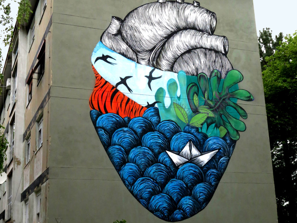 STREET ART: Jana Danilović (RS)